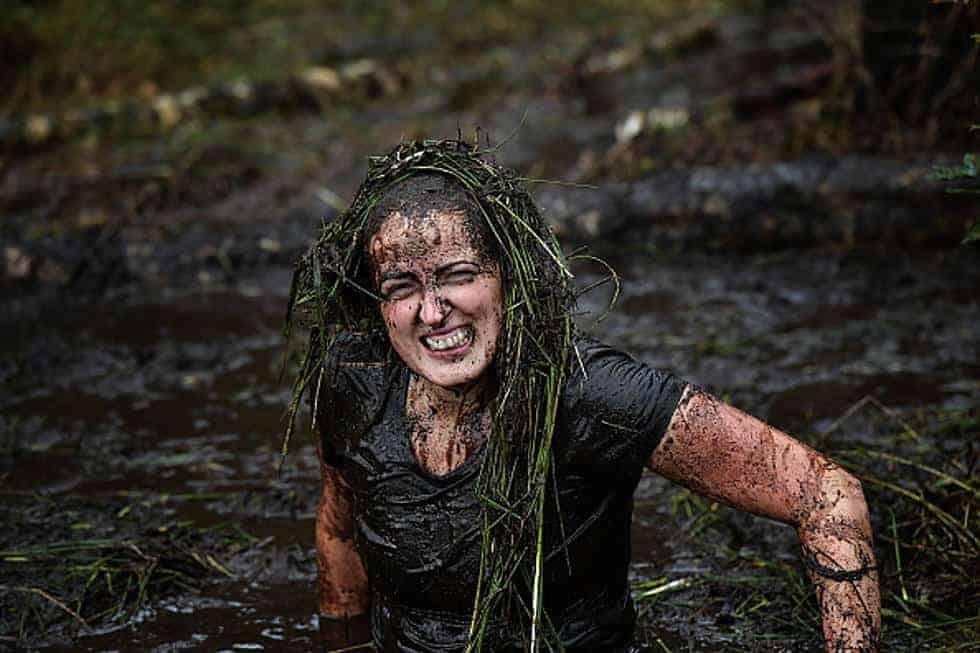 Green Lotus Mud bath