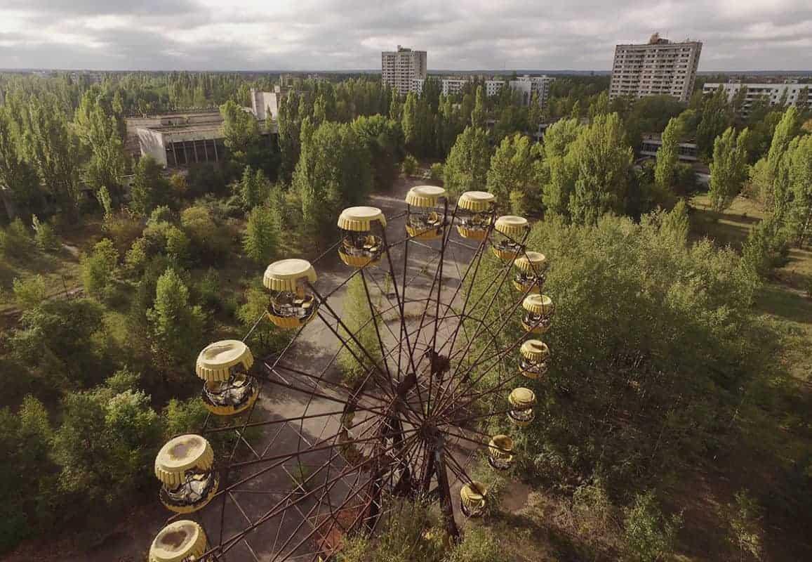 Chernobyl Ferris Wheel