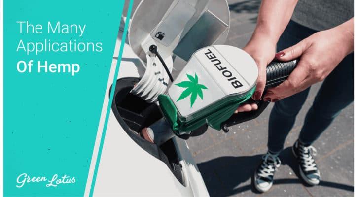 The Many Applications of Hemp - Pumping Biofuel