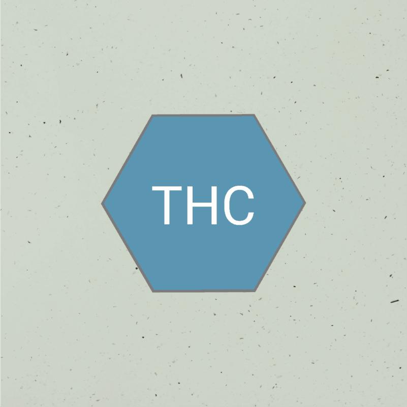 Green Lotus Hemp THC Graphic