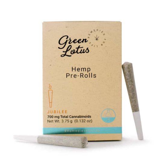 Jubilee CBD Pre Rolled Joints
