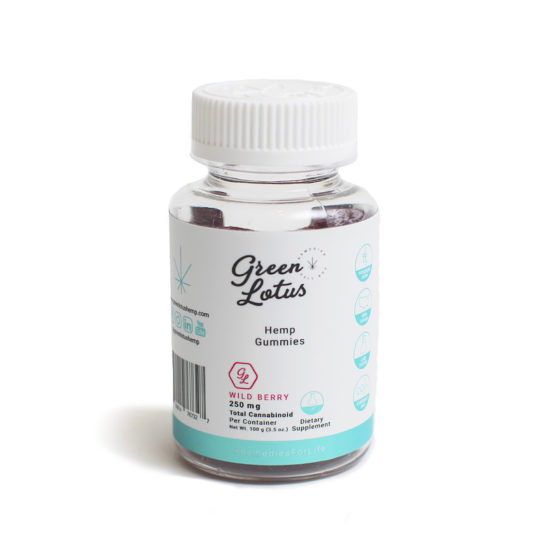 cbd gummies wildberry melatonin