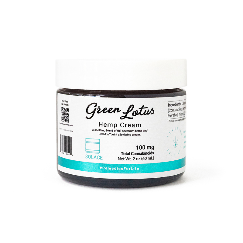 Hemp CBD Cream Topical Lotion Cream