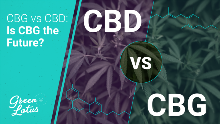 CBG vs CBD: Is CBG the Future?