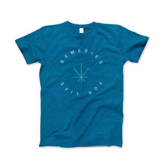 Green Lotus Hemp Remedies For Life T-Shirt